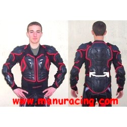 protection gilet veste BMX VTT